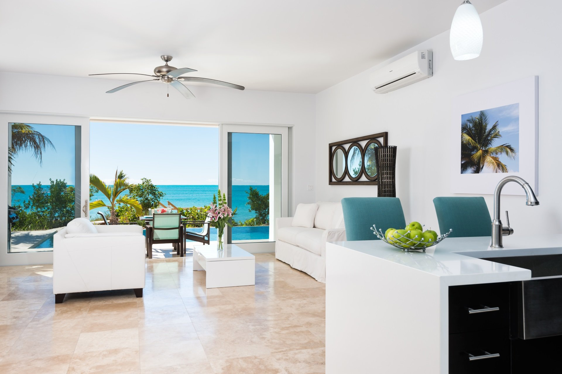 Miami Vice One Vacation Rental Turks Amp Caicos Tc Villas