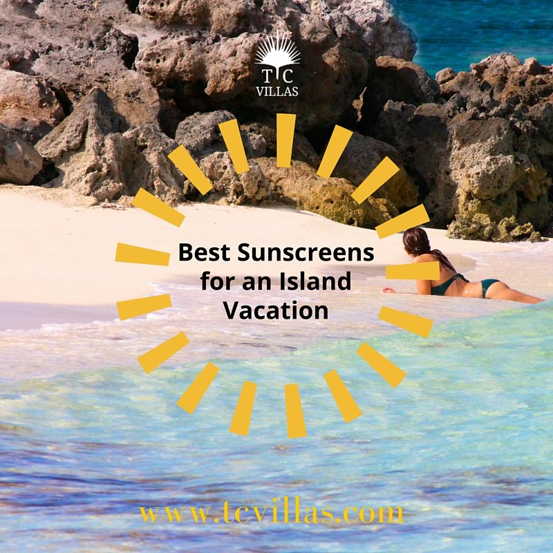 Best Sunscreensfor an island vacation