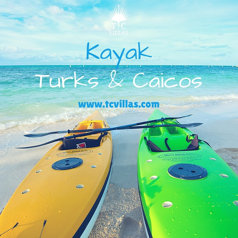 Kayak the Islands ofTurks & Caicos