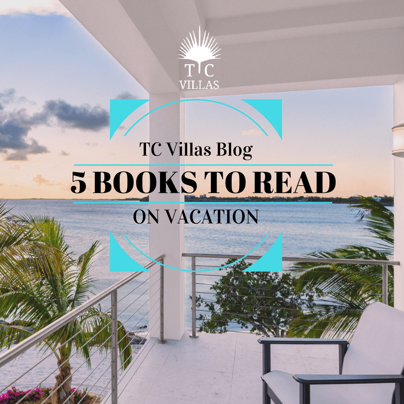5 books to read on vacation