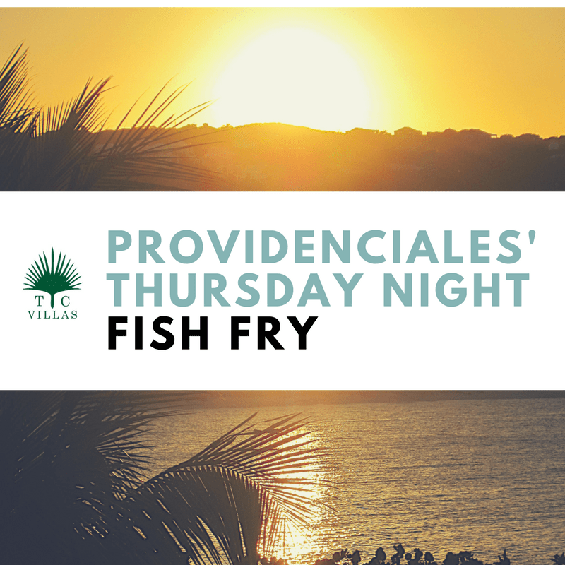 Providenciales'Thursday nightfish fry