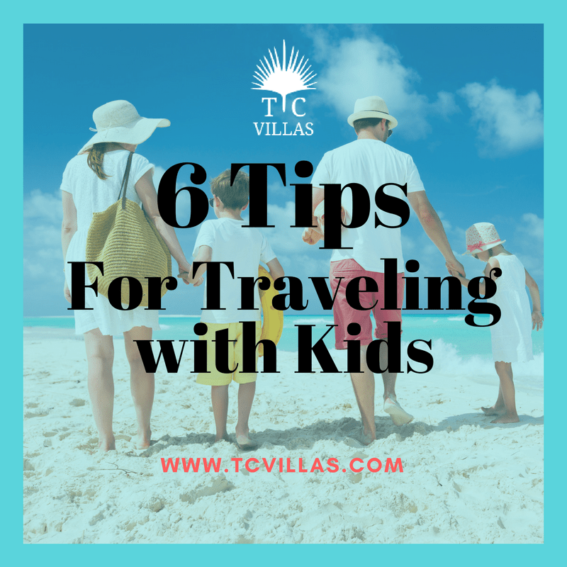 6 Travel Tips Kids