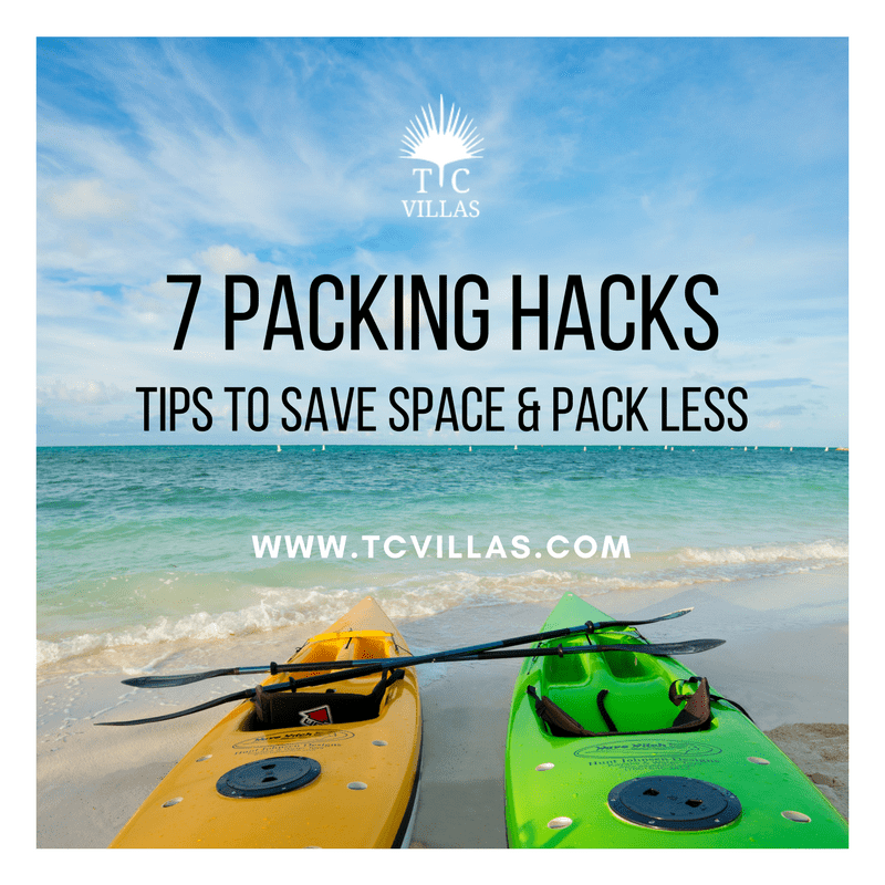 7 Packing Hacks