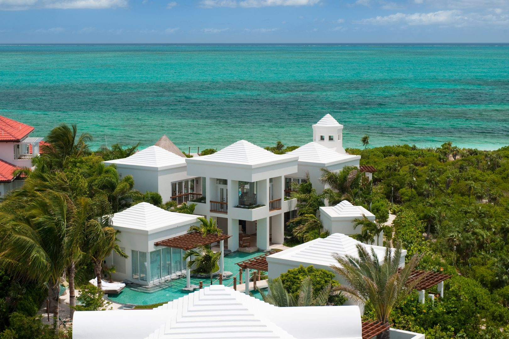 Turtle Breeze Villa on Providenciales Turks and Caicos