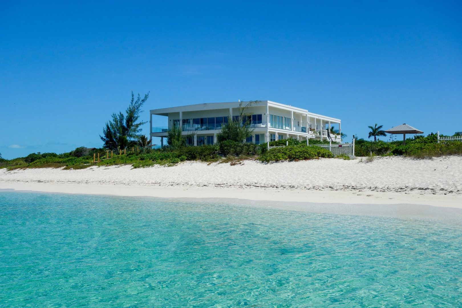 Villa Impulse on Providenciales Turks and Caicos