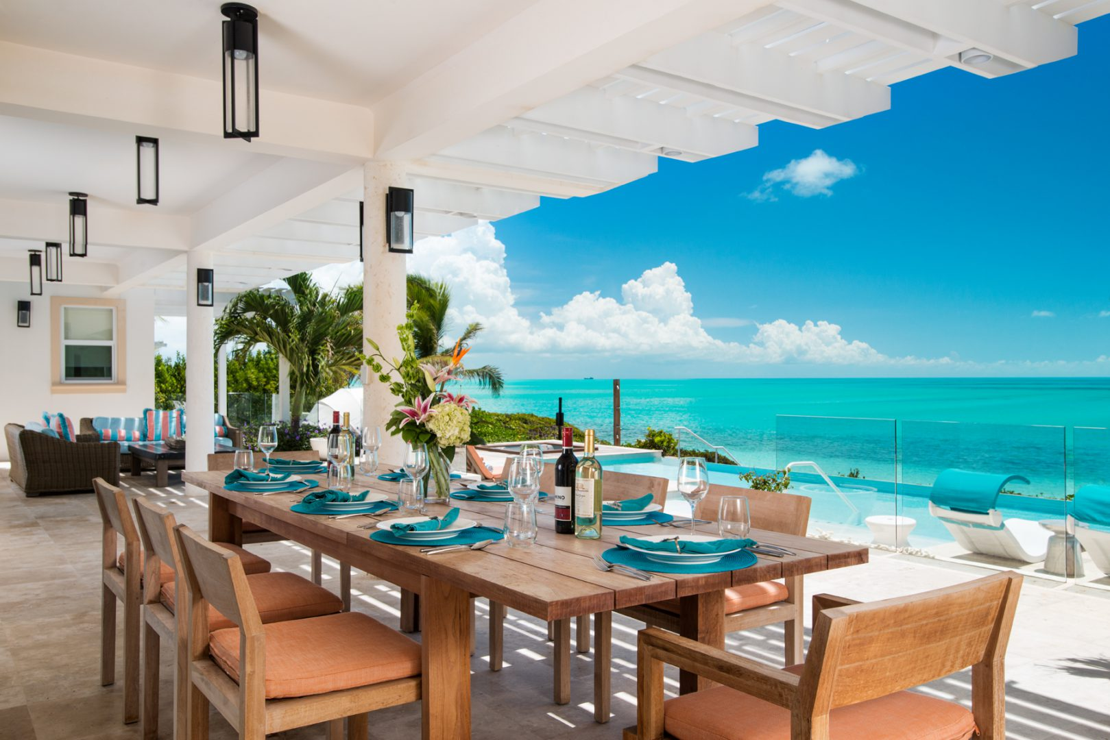 Villa Isla on Providenciales Turks and Caicos