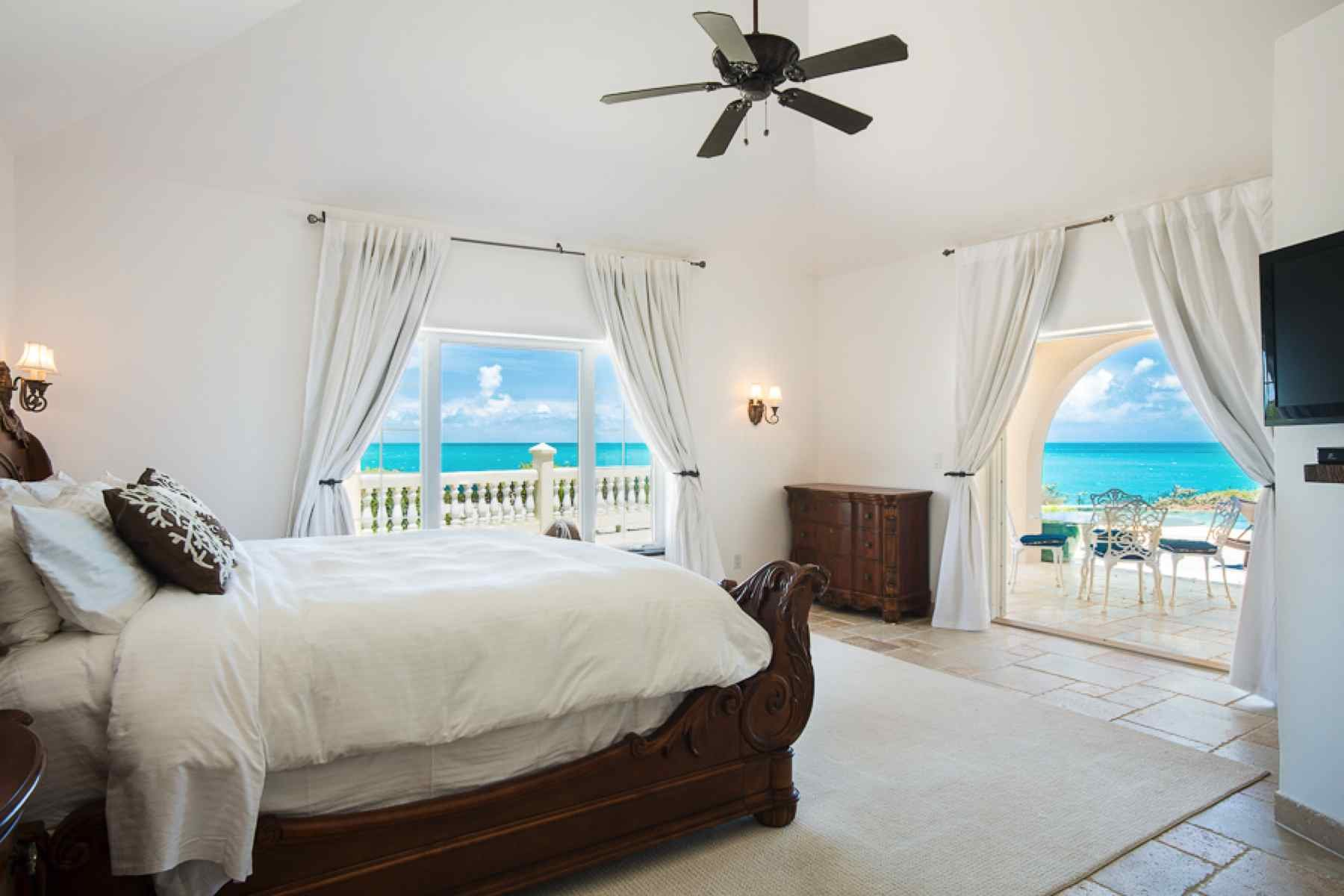 Conched Out Beachfront Vacation Rental Turks & Caicos