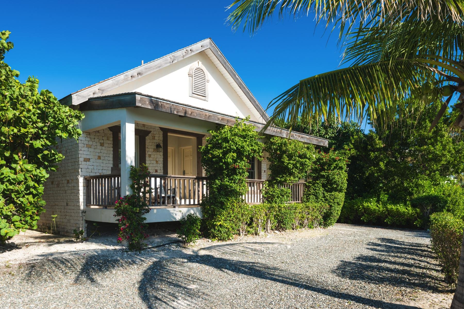Callaloo Cottage Vacation Rental Turks Amp Caicos Tc Villas