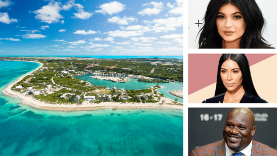 Why Do Celebrities Flock to the Turks and Caicos?