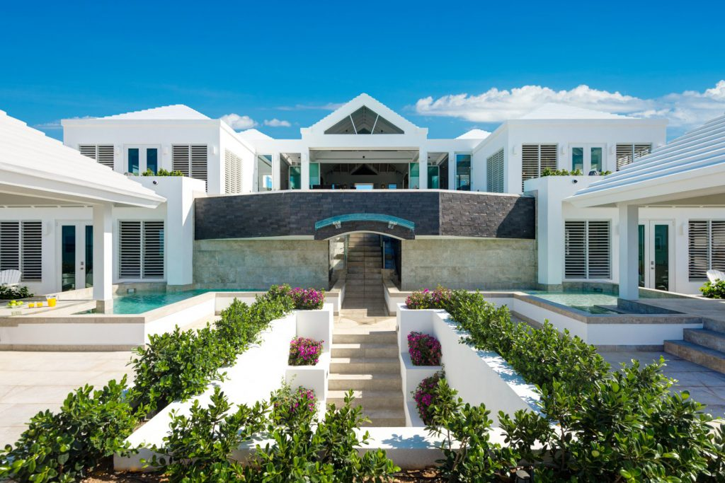 Villa Cascade at Providenciales Turks and Caicos