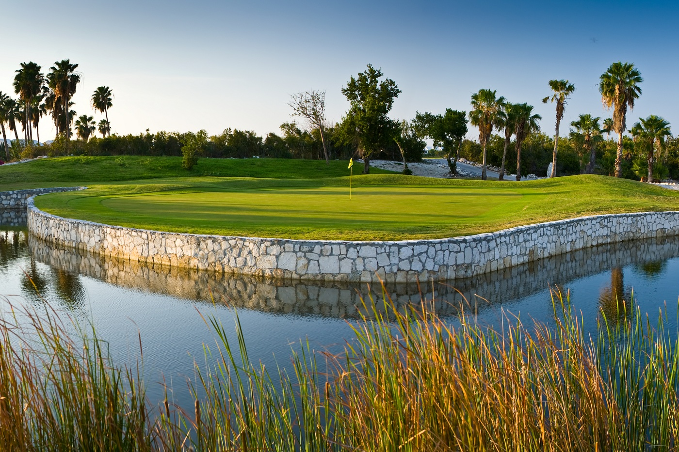Provo Golf Course in Turks and Caicos