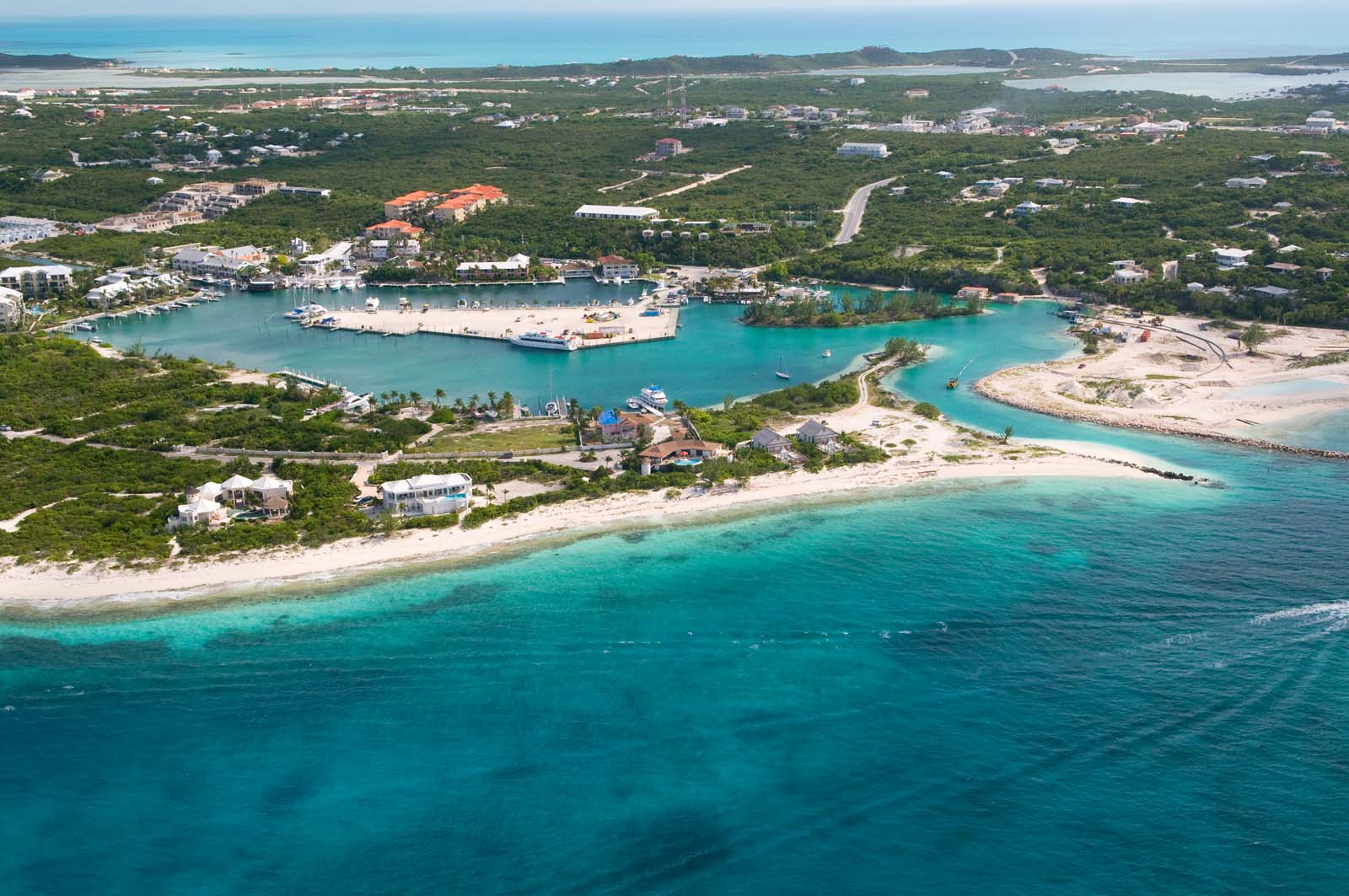 Smiths Reef at Turtle Cove Providenciales Turks and Caicos