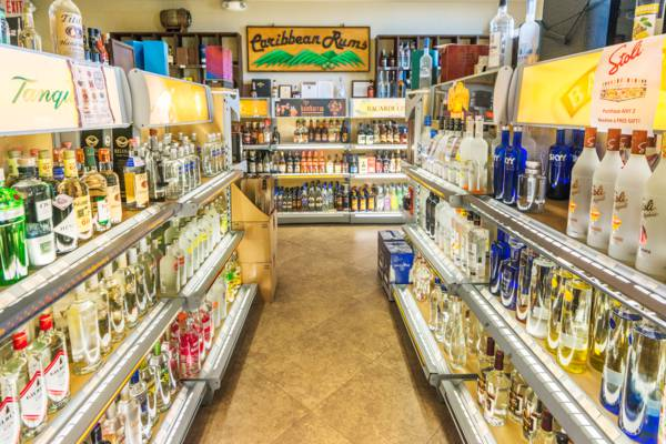 Alcohol and beer prices in turks and caicos