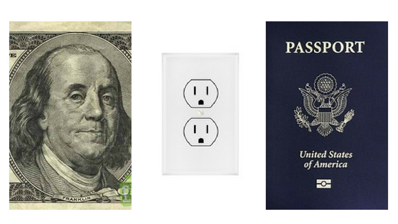 American Money, Outlet and Passport