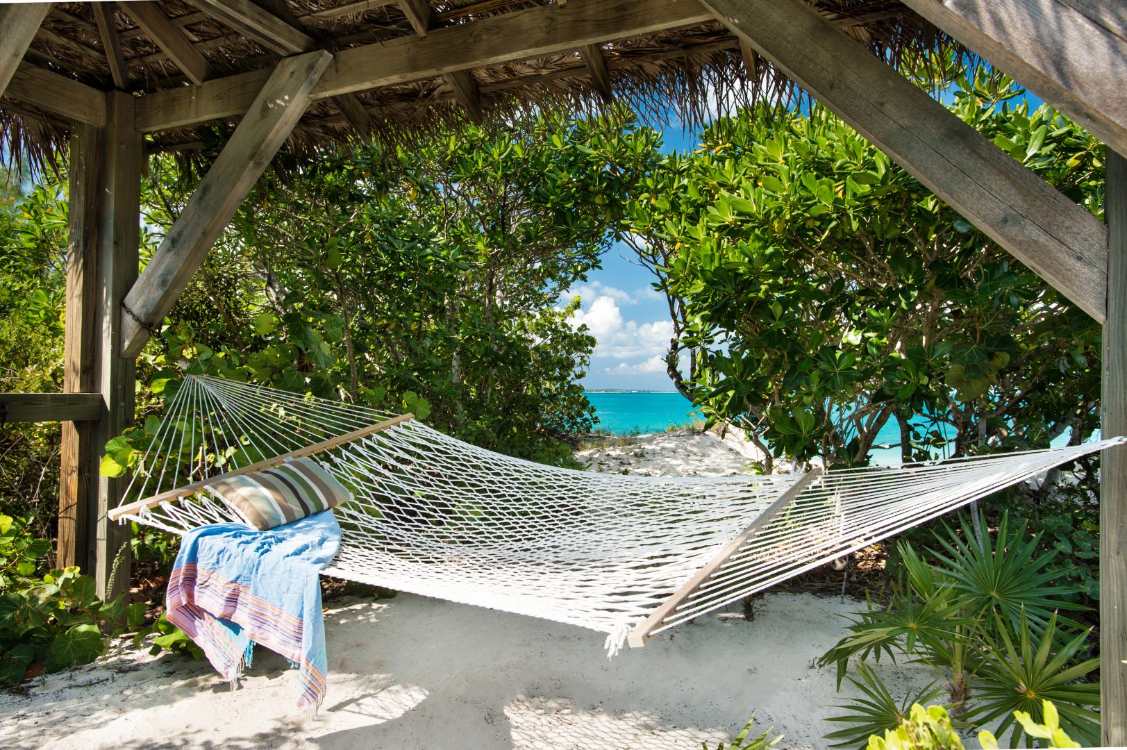 Ballyhoo Cottage Hammock in Providenciales, Turks and caicos