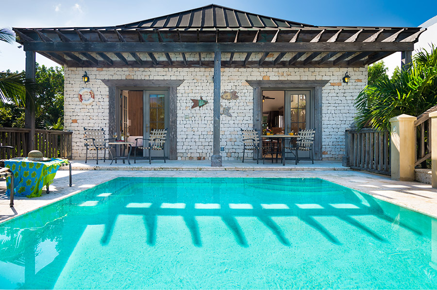 Coriander Cottage in Providenciales, Turks and Caicos
