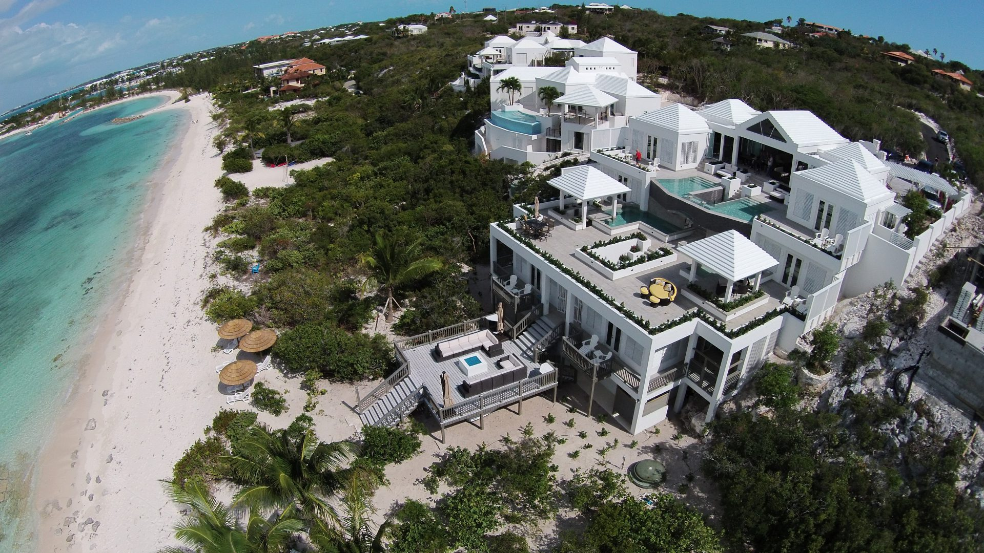 Villa Cascade in Providenciales Turks and Caicos