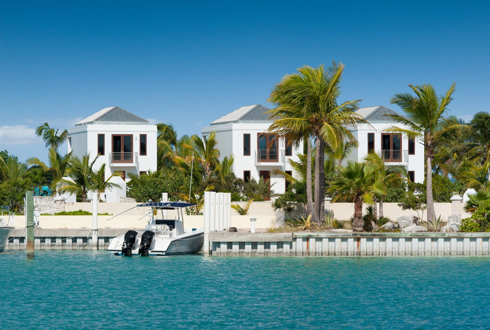 Ocean Edge Villa in Providenciales, Turks and Caicos