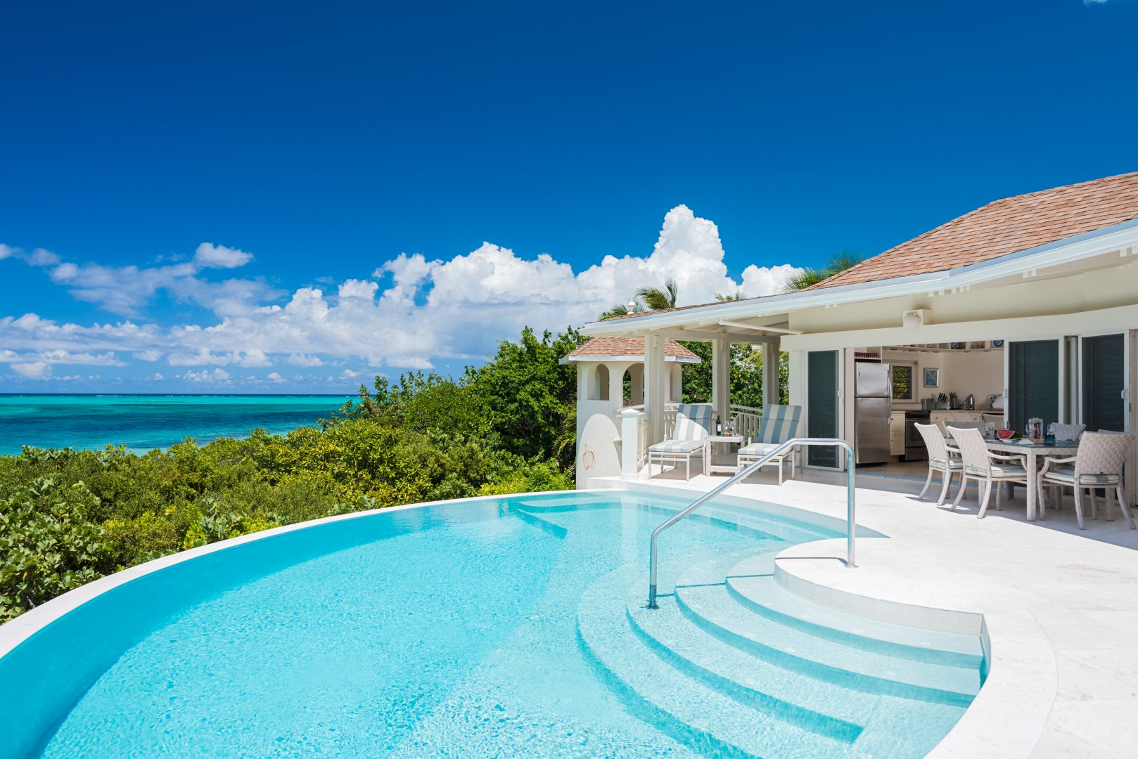 Turtle Beach Villa on Grace Bay Beach